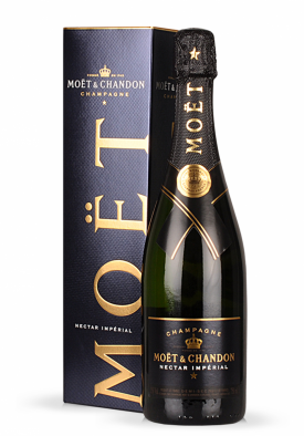 Moet & Chandon NECTAR IMPERIAL in Geschenkpackung * WINESCOUT * FR-Champagne