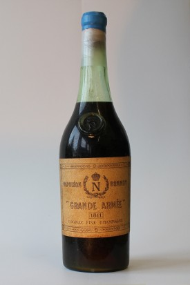 1811 NAPOLEON GRANDE ARMEE COGNAC FINE CHAMPAGNE, * WINESCOUT7 * FR. CHAMPAGNE