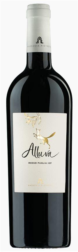 """MASSERIA PIETROSA """" ALLUVA IPG """",0.75 L.,*WINESCOUT7*,IT.- PUGLIA"""