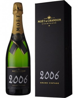 Moet & Chandon GRAND VINTAGE 2006 in Geschenkpackung * WINESCOUT * FR-Champagne