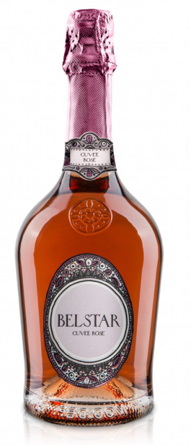 "BELSTAR "" CUVEE ROSE "",0.75 L.*WINESCOUT7*, IT. - VENETIEN"