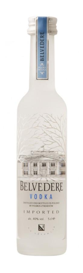 VODKA-BELVEDERE,0.7 L. *Winescout7* Polen