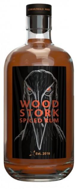"""BIMMERLE """" WOODSTORK SPICED RUM """", 0.5 L.;*WINESCOUT7*.DE"""
