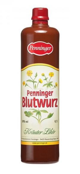 """"""" BLUTWURZ """" 1.0 L.,*WINESCOUT7*, DEUTSCHLAND-BAYERN"""