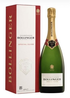 """BOLLINGER """" SPECIAL CUVEE BRUT IM ETUI """", 0.75 L.*WINESCOUT7*, FRANCE-CHAMPAGNE"""