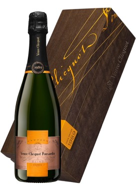 "Veuve Clicquot Ponsardin "" CAVE PRIVEE ROSE 1989 MAGNUM ""  1.5 L. Champagner in Geschenkpackung,* WINESCOUT7 *. Frankreich"