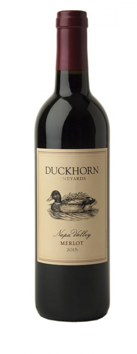 "DUCKHORN "" NAPA VALLEY MERLOT 2016 "", 0.75 L.,*WINESCOUT7*, U.S.A. KALIFORNIEN"