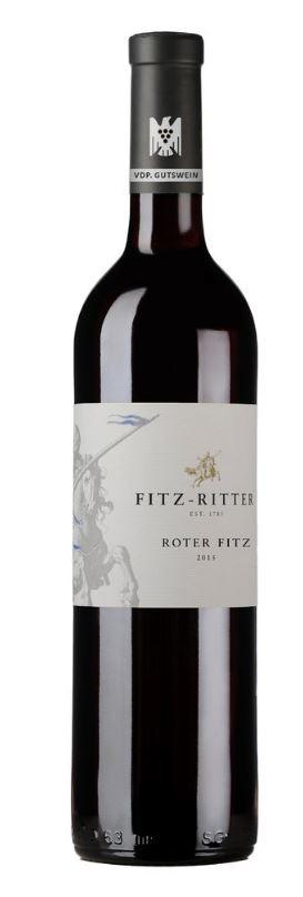 """FITZ RITTER """" ROTER FITZ  """", 0.7 L.,*WINESCOUT7*, DE-PFALZ"""