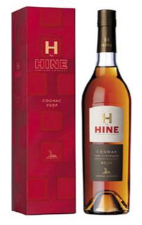 """ H BY HINE VSOP "" IN GESCHENK-BOX, 0.70 L. *WINESCOUT7*, FR-COGNAC"