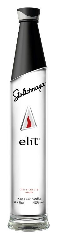 "STOLICHNAYA "" ELIT "" VODKA,0.70 L,*WINESCOUT7*, LETTLAND"