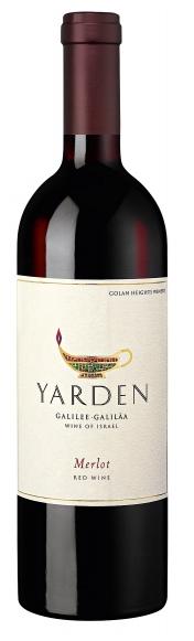 "YARDEN "" MERLOT 2014 "", 0.75 L.,*WINESCOUT7*, ISRAEL-GOLANHÖHEN"