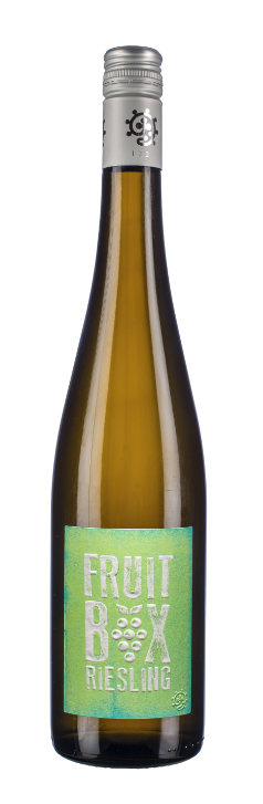 FRUITBOX RIESLING 2014,*SCOUT* Weingut Hammel