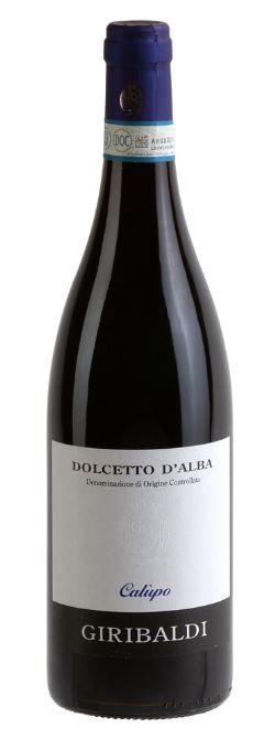 """GIRIBALDI """" CALUPO DOLCETTO D ALBA  BIO DOC """", 0.75 L.*WINESCOUT7*, IT-PIEMONT"""