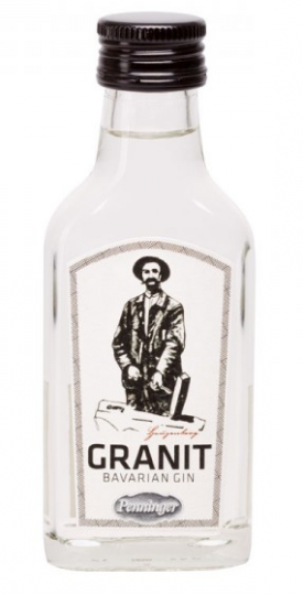 GRANIT GIN , 24 x 4 CL.,*WINESCOUT7*, OFFICIAL IMPORTER CH + LI