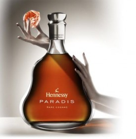 """Hennessy """"PARADIS"""" Cognac  in Geschenkpackung *WINESCOUT7*, Frankreich"""