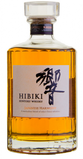 "HIBIKI "" JAPANESE HARMONY WHISKY "", 0.70 L., *WINESCOUT7*, JAPAN"