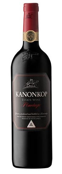 """KANONKOP """" BLACK LABLE PINOTAGE 2017 LIMITED """",0.75 L.,*WINESCOUT7*"""