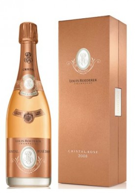 """LOUIS ROEDERER """" ROSE BRUT 2012 IN PREMIUM GESCHENKPACKUNG """" 0.75 L.*WINESCOUT7*, FRA-CHAMPAGNE"""