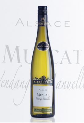 MUSCAT 2013 COLLECTION, 0.75 L.,*WINESCOUT7* FR.ALSACE