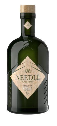 NEEDLE BLACKFOREST GIN, 0.5 L.;*WINESCOUT7*.DE