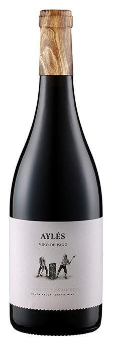 "PAGO AYLES "" SENDA DE LENADORES "",0.75 L.,*WINESCOUT7*. SPANIEN-CARINENA"