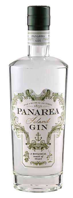 "PANAREA "" ISLAND GIN "", 0.70 L.,*WINESCOUT7*, IT- SIZILIEN"