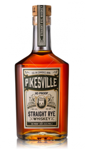 "PIKESVILLE "" STRAIGHT RYE WHISKY/EY "",0.7 L., *WINESCOUT7* , USA"