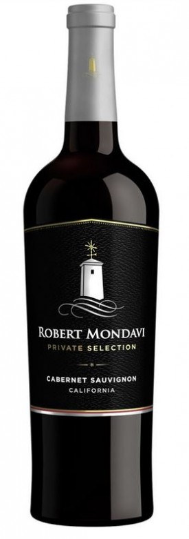 ROBERT MONDAVI Private Selection Cabernet Sauvignon 2017
