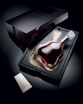 """ RICHARD HENNESSY "" Limited Cognac  in Geschenkpackung *WINESCOUT7*, Frankreich"