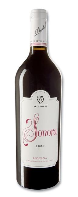 "VEDI TORRE "" SONORA 2010 "" SANGIOVESE, 3 FL. PAKET, *WINESCOUT7*, SAN GIMIGNANO, TOSKANA"