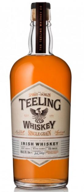 """TEELING """" SINGLE GRAIN """",0.7 L.,*WINESCOUT7*, IRLAND"""