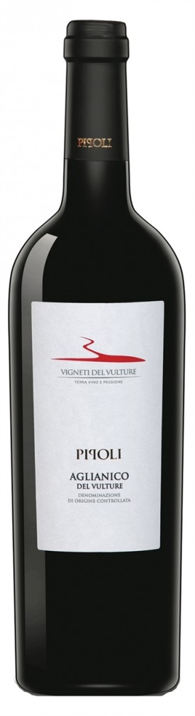 """ PIPOLI AGLIANICO DEL VULTURE DOC 2015 "", 0.75 L.,*WINESCOUT7*, IT-BASILICATA"