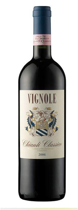"""TENUTA DI VIGNOLE  """" CHIANTI CLASSICO DOCG """", 0.75 L.,*WINESCOUT7*, IT.-TOSKANA"""