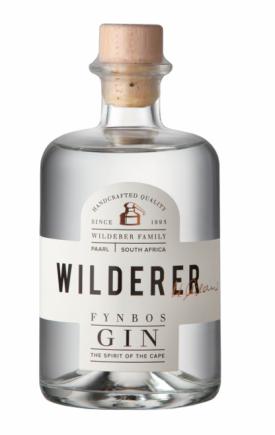 WILDERER FYNBOS GIN, 0.5 L. *WINESCOUT7*, SÜDAFRIKA