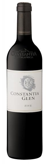 CONSTANTIA GLEN FIVE 2015, 0.75 L., WINESCOUT7, SUEDAFRIKA - CONSTANTIA