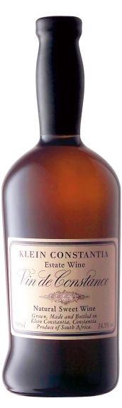 "KLEIN CONSTANTIA "" VIN DE CONSTANCE 2015 "", 0.5 L., WINESCOUT7, SUEDAFRIKA- CONSTANTIA"