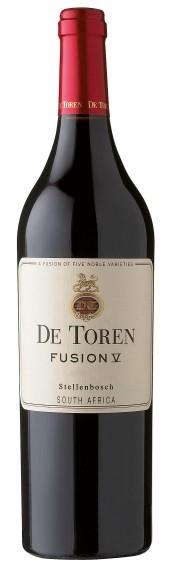 """DE TOREN """" FUSION V """" 2015 , 0.75 L.,*WINESCOUT7*, SÜDAFRIKA-STELLENBOSCH"""