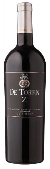 "DE TOREN "" Z "" 2016, 0.75 L.,*WINESCOUT7* ,SÜDAFRIKA-STELLENBOCH"
