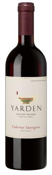 "YARDEN "" CABERNET SAUVIGNON  "", 0.75 L.,*WINESCOUT7*, ISRAEL-GOLANHÖHEN"