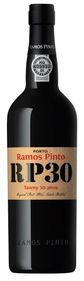 """RAMOS PINTO """" TAWNY PORT  30 YEARS OLD """", 0.75 L.*WINESCOUT7*, PORTUGAL-DUORO"""