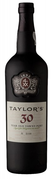 """TAYLOR'S """" PORT TAWNY 30 YEARS OLD """", 0.75 L.,*WINESCOUT7*, PORTUGAL"""