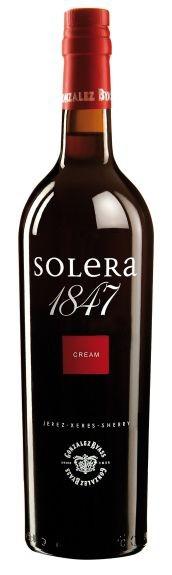 Gonzalez Byass Solera 1847 Oloroso Cream NV