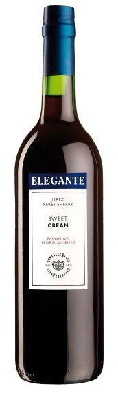 Gonzalez Byass Elegante Cream NV