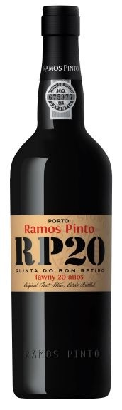 """RAMOS PINTO """" TAWNY 20 YEARS OLD """", 0.75 L.,*WINESCOUT7*, PORTUGAL-DUORO"""