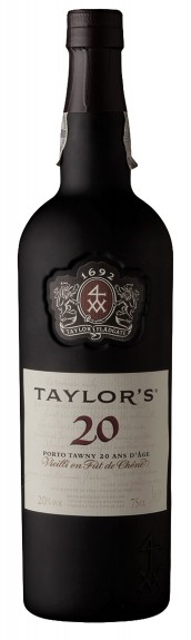 "TAYLOR'S "" PORT TAWNY 20 YEARS OLD "", 0.75. L.,*WINESCOUT7*, PORTUGAL"