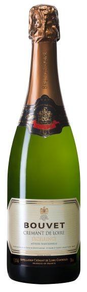 BOUVET LADUBAY Excellence Crémant de Loire Brut Blanc