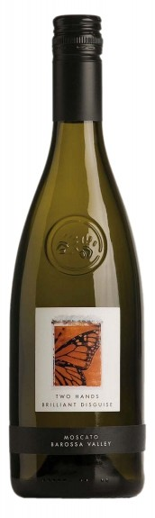 Two Hands Picture Series - Brilliant Disguise - Barossa Valley Moscato 2012 (0,5L)