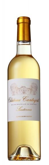 Château Cantegril Sauternes AOC 2011 (0,5 L)