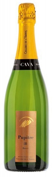 l'Arboc Pupitre Brut Cava DO
