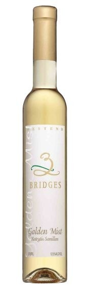Westend 3 Bridges Golden Mist Botrytis Semillon 2013 (0,375 L)